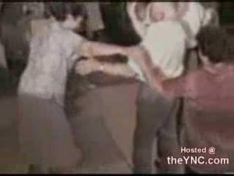 El baile del borracho