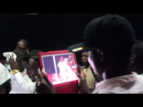 Ice Prince at the Choc Fan Friday
