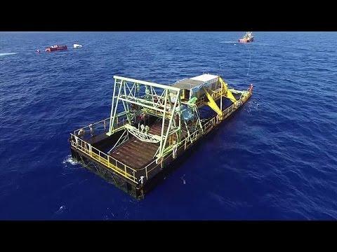 Ηλεκτρική ενέργεια από ωκεάνια ρεύματα