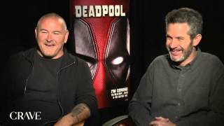 DEADPOOL | Director Tim Miller and Producer Simon Kinberg Exclusive Interview