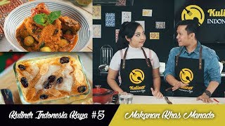 Kuliner Indonesia Kaya #5: Masakan Manado