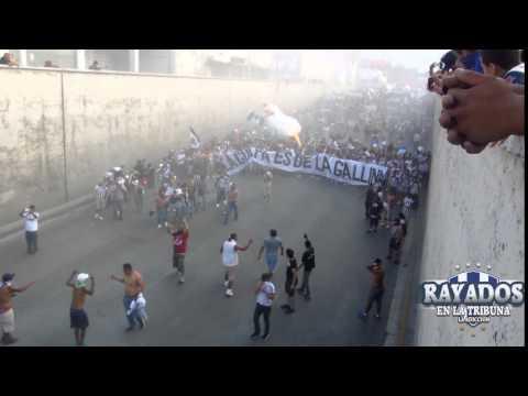 Caravana clásico 105, La Adicción/ MTY VS TIGRES 2015 - La Adicción - Monterrey