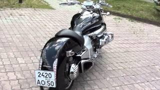 8. Honda Valkyrie Rune 2005