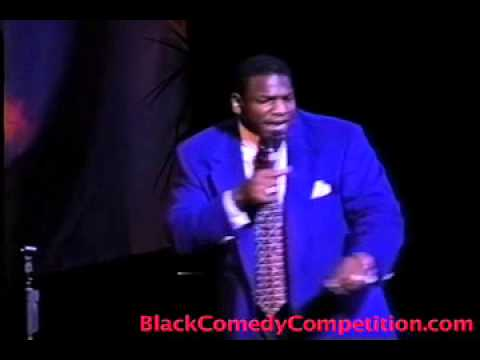 Bay Area Black Comedy Competition & Festival Classic - Don