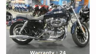 3. 2010 Harley-Davidson Sportster 1200 Low - Details