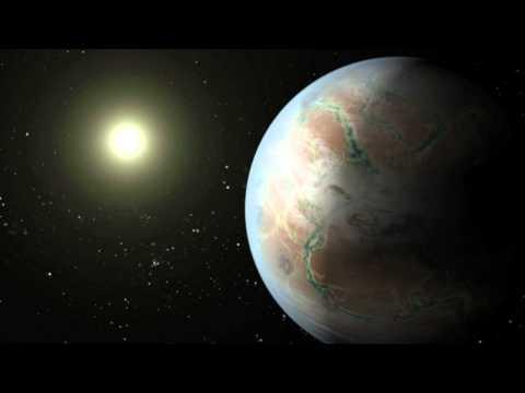 NASA透過太空望遠鏡發現了存在宇宙中的「第二顆地球」,不過人類要上去居住的話有一個條件…