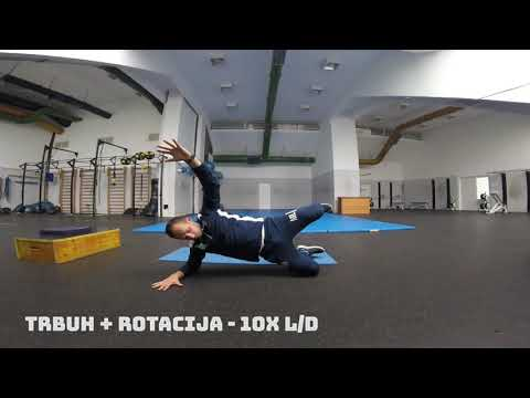 #VježbajDoma Dan 16: Trening snage za donji dio tijela