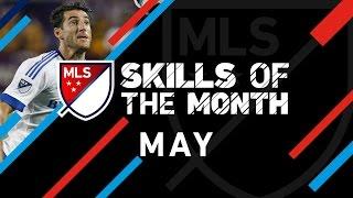 Piatti, Giovinco, Villa, Gerrard Best Megs, Skills, Goals from May by Major League Soccer