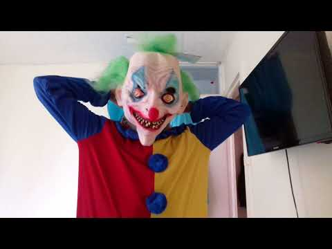 Deguisement clown tueur