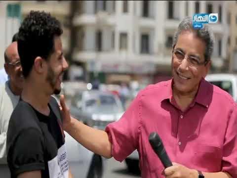 محمود سعد يروي قصة موقف أحمد حلمي للمارة