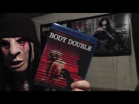 BODY DOUBLE -Blu Ray (Review) By KILLER REVIEWS