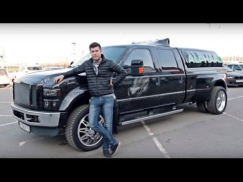 Ford F-350.Миллионы рублей в музыку!)