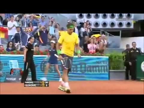 Nadal - Great Tennis shot