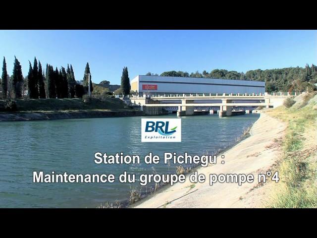 Gros travaux de maintenance à la station Aristide Dumont