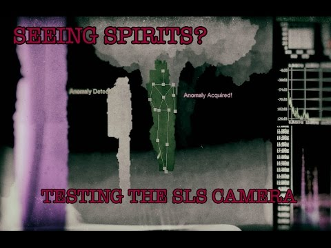 Using - http://www.huffparanormal.com This is a video compilation of my 1st 5 days of testing the SLS Camera from Digital Dowsing. Seeing that it is easy for me to get audio evidence I wondered if...