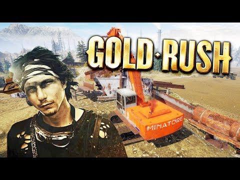 Симулятор Паркера Шнабеля из Золотой Лихорадки   Gold Rush: The Game