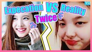 Video TWICE (트와이스) 理想與現實   Expectation VS Reality MP3, 3GP, MP4, WEBM, AVI, FLV September 2018