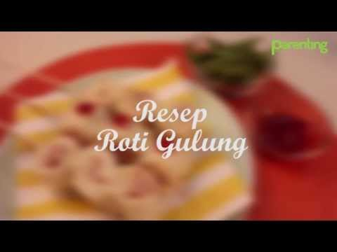 Recipe: Roti Gulung