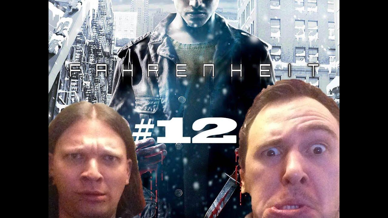 Spiele-Ma-Mo: Fahrenheit (Part 12 und 13 – Xbox)