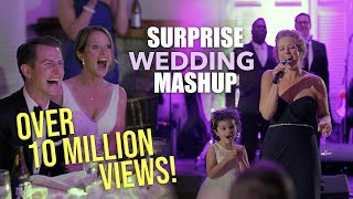 Video Best Maid of Honor Toast EVER! (Bride's life told through musical mashup) MP3, 3GP, MP4, WEBM, AVI, FLV Juli 2019