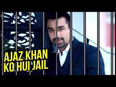 Bigg Boss Fame Ajaz Khan Gets Arrested From Mumbai