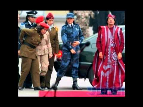 Dictators's Hot Virgin Bodyguards (Libya)