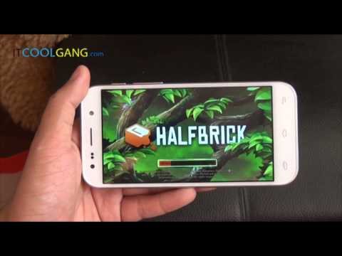 IT Review Clip : i-mobile iqx lucus