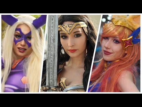 Cosplay Rewind 2018 Cosplay Music Video