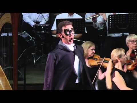 Концерт «Свято оперети». Частина 2