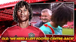 LEAKED: Has Ole Confirmed Manchester United's Transfer For Nathan Ake?! | Transfer Talk by Football Daily