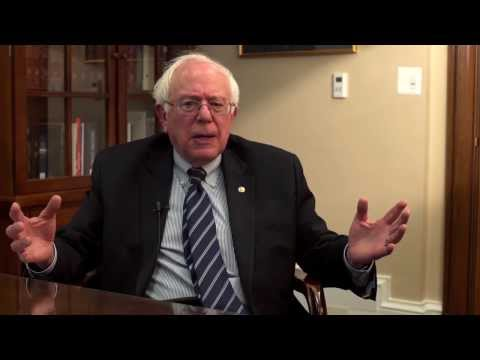 Truthdig Editor Alexander Reed Kelly Talks to Sen. Bernie Sanders About Wealth