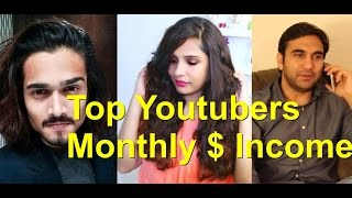 Video Top 10 Most Popular Indian YouTube Superstars - TheTopLists MP3, 3GP, MP4, WEBM, AVI, FLV November 2017
