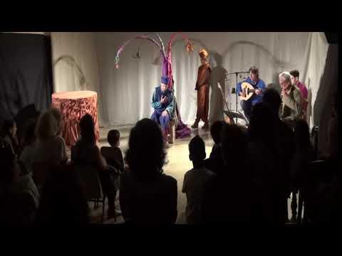 L'espectacle del 'Llibre del gentil i dels tres savis', de Ramon Llull va estrenar-se a Toluges (Rosselló)