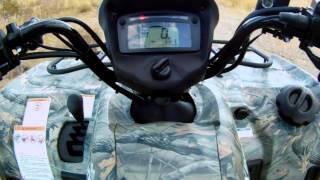 2. 2012 KingQuad 750AXi & 750AXi Power Steering Walkaround