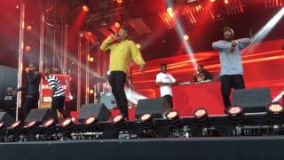 Twist My Fingaz by YG at Kimmel Outdoor Mini-Concert 8/31/2016