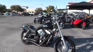 2. 334967 - 2012 Harley Davidson Dyna Street Bob FXDB - Used Motorcycle For Sale