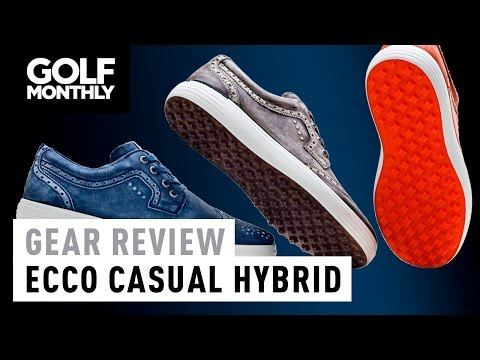 ECCO Casual Hybrid Golf Shoe Review
