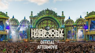 Harmony Of Hardcore 2016   Official Aftermovie
