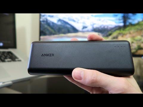 Anker PowerCore 20100: The Smallest 20,000 mAh Power Bank!