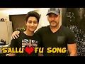 Salman Khan LIKES Akash Thosar's New Song From Marathi Movie FU | Mahesh Manjrekar