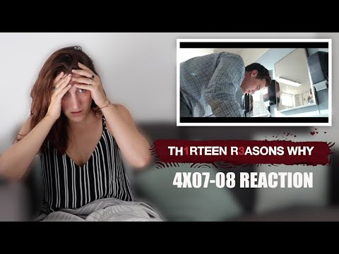 """13 REASONS WHY 4X07-08 """"COLLEGE INTERVIEW""""/""""ACCEPTANCE-REJECTION"""" REACTION"""