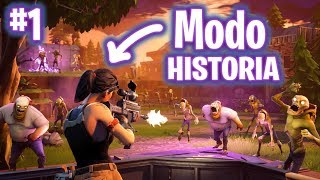 Video INICIO LA HISTORIA! FORTNITE: Salvar el Mundo #1 MP3, 3GP, MP4, WEBM, AVI, FLV November 2018