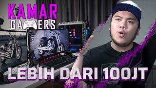 Video Kamar Sultan Ya Begini - Kamar Gamers Eps 1 Bersama Dyland PROS MP3, 3GP, MP4, WEBM, AVI, FLV April 2019