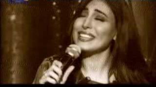 Yara sing to George Wassouf  حنينك حنيني و حلف القمر