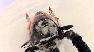 10. XF9000 Some good snow