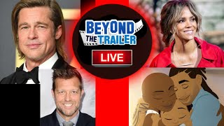 Brad Pitt & David Leitch Bullet Train, Halle Berry Transgender Role, Young Love HBO Max by Beyond The Trailer