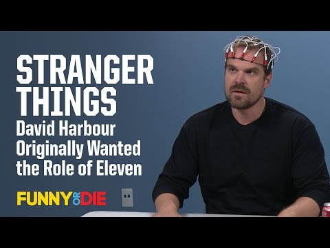 David Harbour Jim Hopper of Stranger Things Originally Wanted to Play the Role of