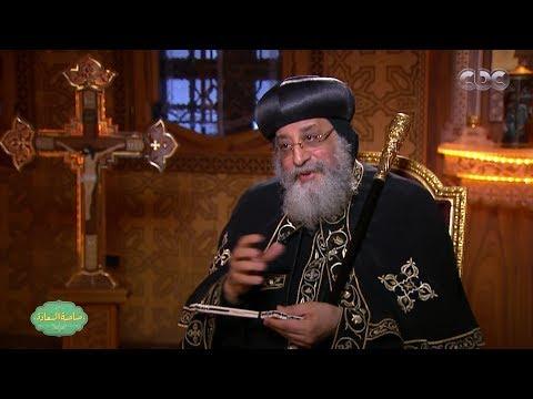 البابا تواضروس يكشف كيف نشأت لديه فكرة الرهبنة