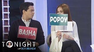 Video TWBA: Fast Talk with Popoy and Basha MP3, 3GP, MP4, WEBM, AVI, FLV Oktober 2018