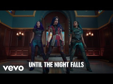 "Descendants 3 – Cast - Night Falls (From ""Descendants 3""/Sing-Along)"